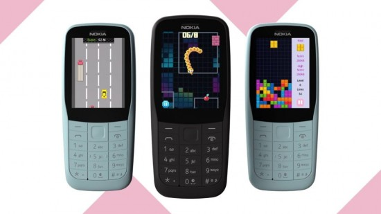 nokia feature phone FI