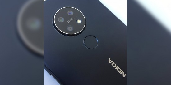 Leaked Nokia 7.2 Images Represent a Paintjob and New Design
