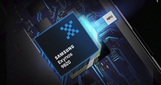 Samsung uncovers 7nm Exynos 9825 Processor for Galaxy Note 10