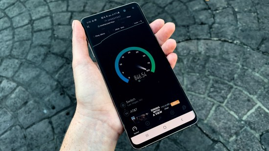 Samsung on top in 4G speed test than Apple and Huawei