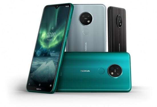 New 4 Camra Nokia phone