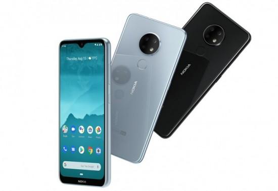 Nokia 7.2 mobiles
