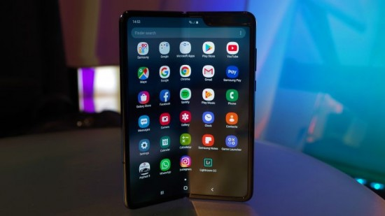 samsung galaxy fold phone
