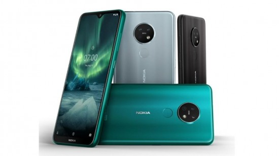 Nokia 7.2 Launch in Pakistan