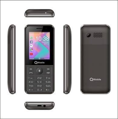 Qmobile Launches Most Economical 4G Phone