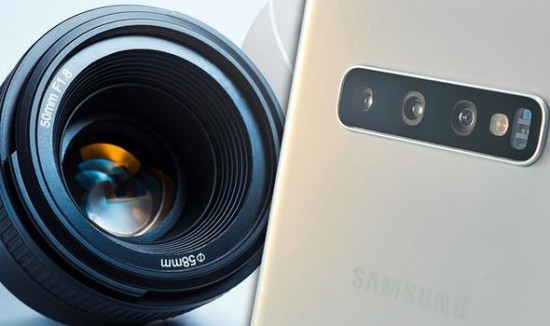 The New Samsung Galaxy S11 with an Upgraded Camera