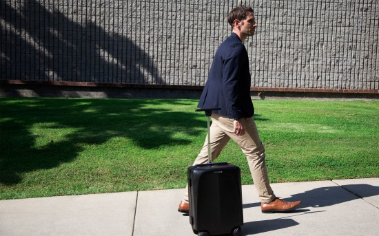 Xiaomi Launches Smart Robot Suitcase That Follows You