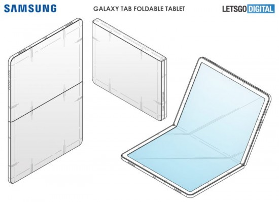 Samsung galaxy tab folder