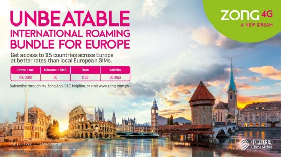 Zong-Continental-Europe-Bundle