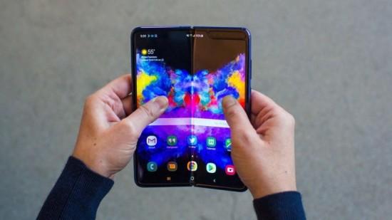 Samsung 2 Foldable SmartPhones Leaked Pics