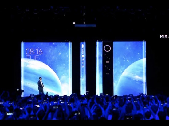 Xiaomi MI Mix Alpha New Mobile 2019