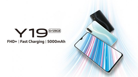 Vivo Y19 Fast Charge and Long Battery Life