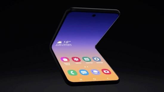 Samsung 2 Foldable SmartPhones