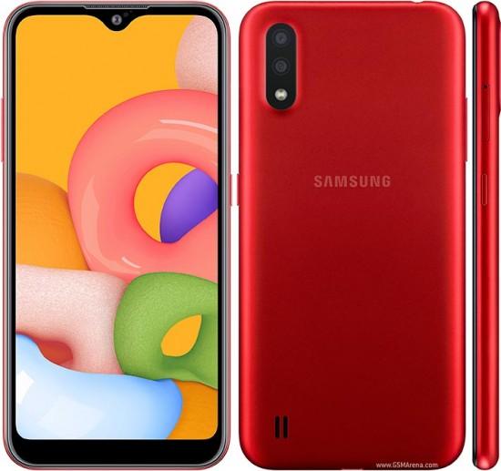 Samsung Galaxy A01 New Launch