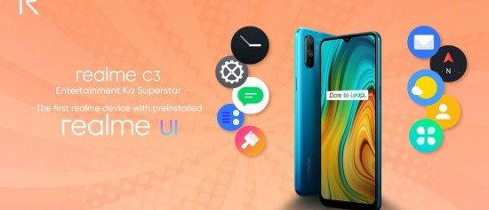 Realme C3 New Launched Phone 2020