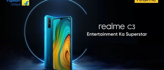 Realme Launched C3