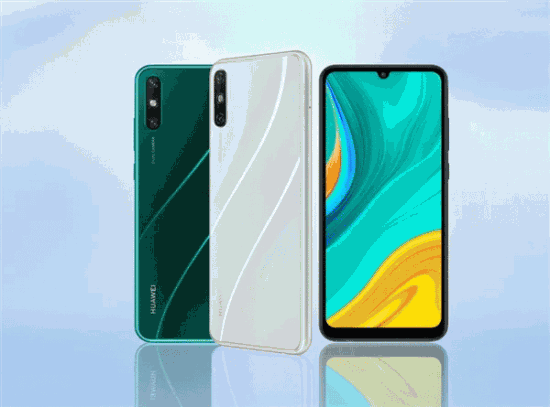 Huawei Launched Entry Level Enjoy 10e With A Massive Battery