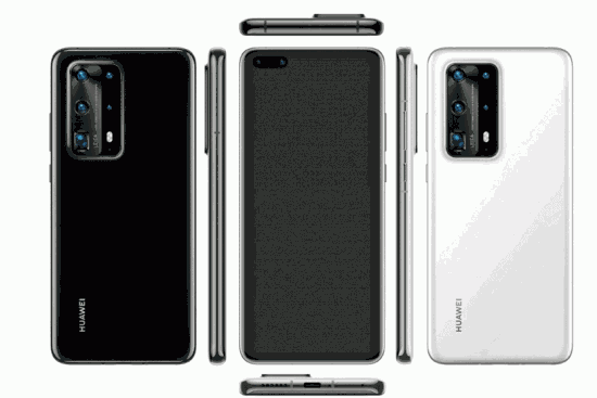 Huawei P40 Perfect Display and Design