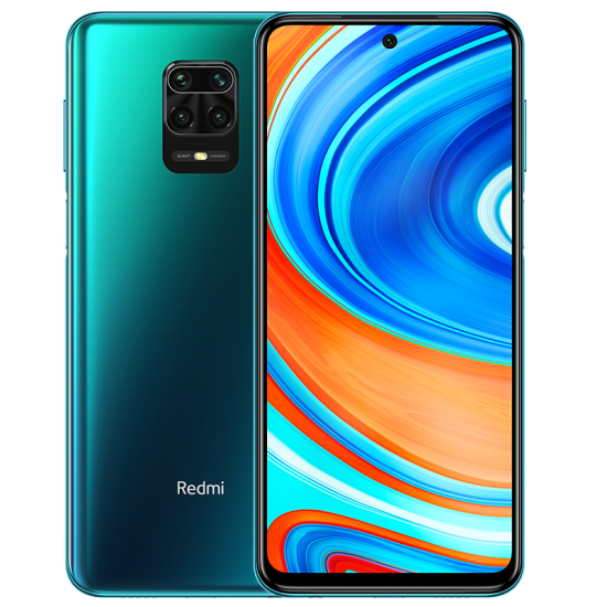 Redmi Note 9 Pro Max Design and Display
