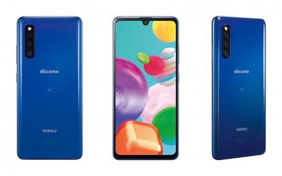 Samsung Launches Galaxy A41 2020