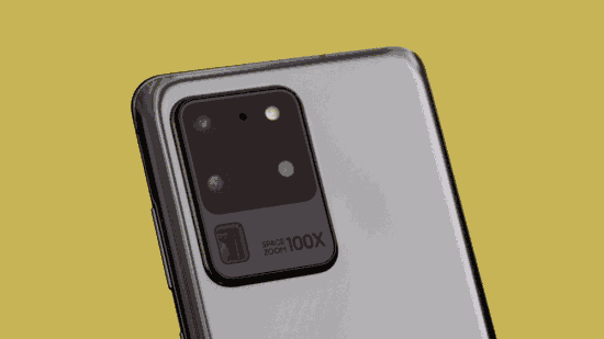 Samsung Is Allegedly Working on World's Biggest Camera