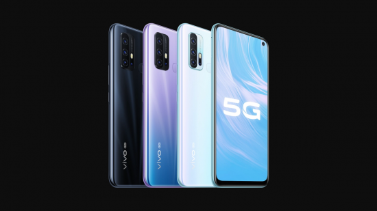 Vivo Z6 5g with Perfect Shape and Display