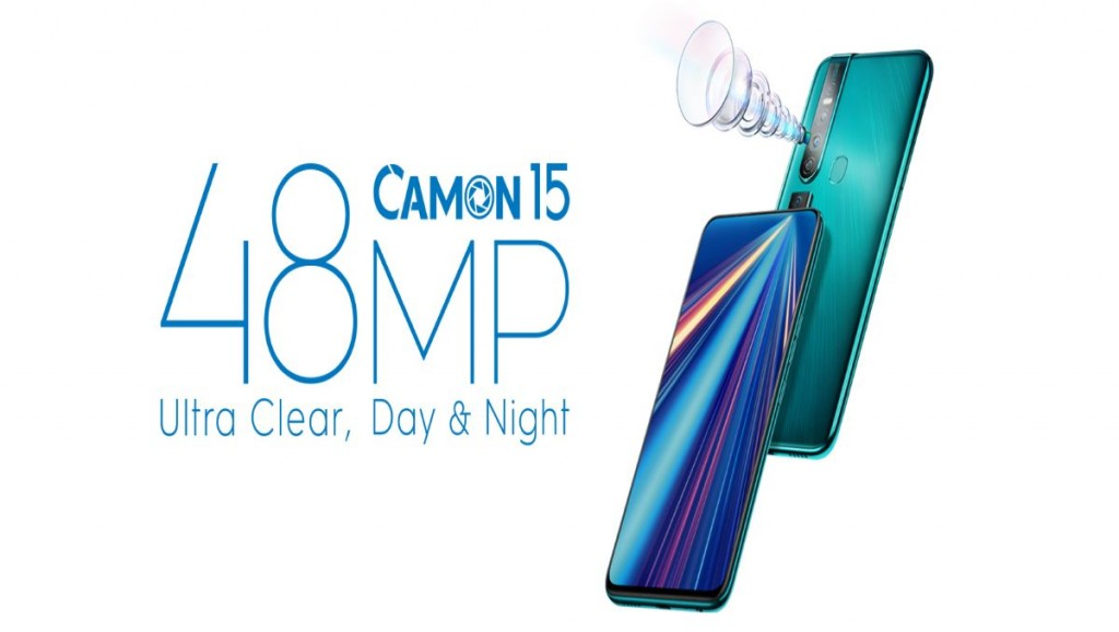 Tecno Camon 15 Latest Tecno Phone