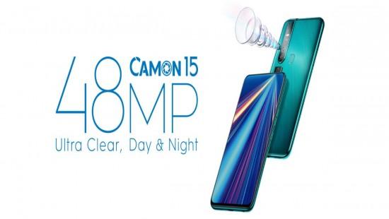 Tecno Camon 15 Latest Tecno Phone