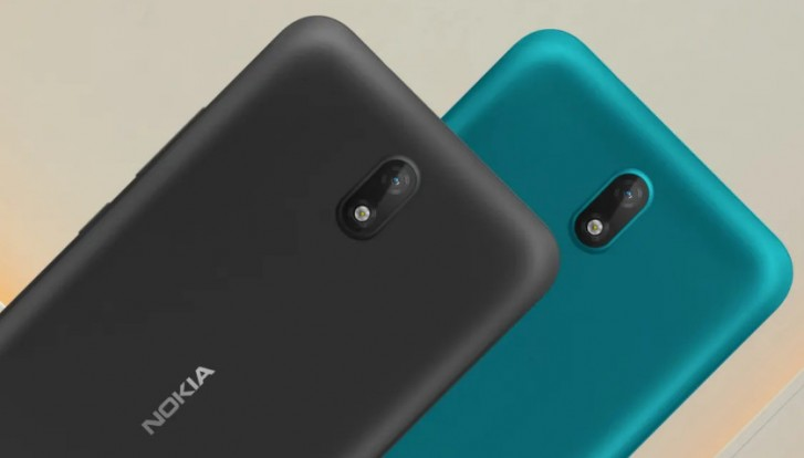 Nokia C2 with Perfect Front and Back Camera