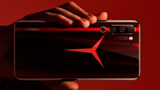 Lenovo Is Working On A Gaming Phone With An Innovative Cooling Technology