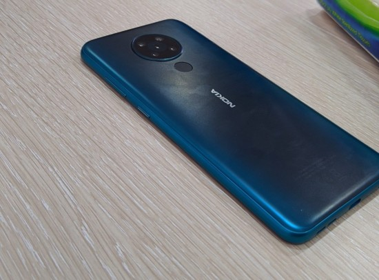 Nokia 5.3 hae Circular Shape Camera