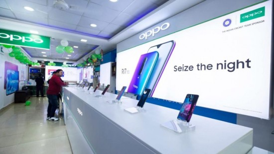 Oppo Reno Ace Infinity Air Charging Technology