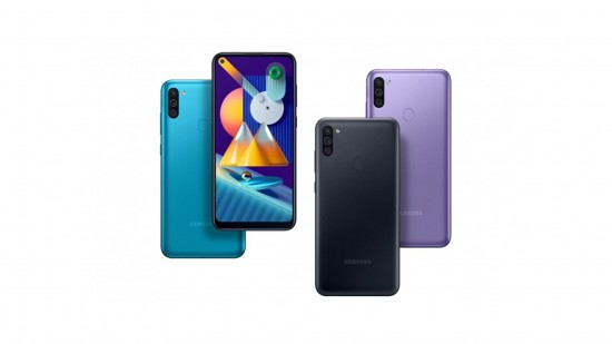 Samsung Galaxy M11 Perfect Camera Phone