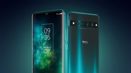 TCL 10 Series TCL 10 5G TCL 10 Pro and TCL 10L