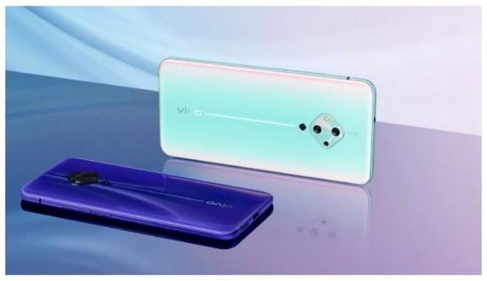 Vivo S6 5G perfect design and display