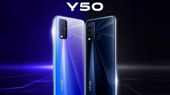 Vivo Y 50 with Perfect Camera