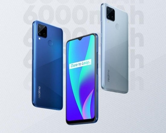 Realme Launches Snapdragon 460 Version of C15