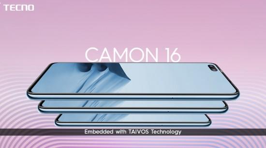Tecno Camon 6