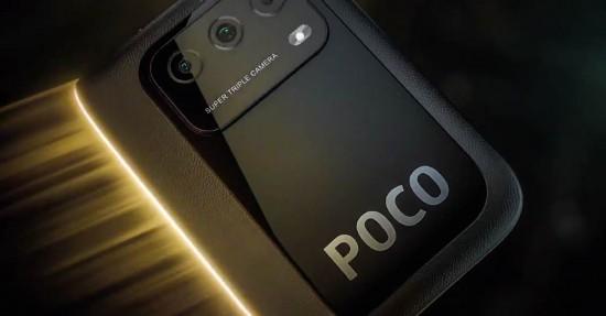 POCO M3's Design Leaked Photo