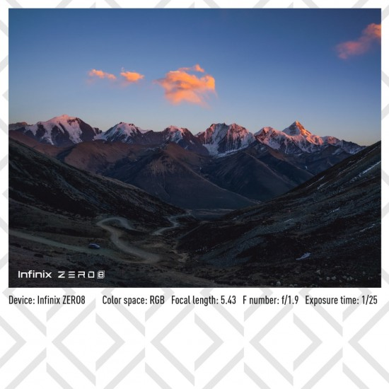 Infinix Zero 8 – An Enticing Look