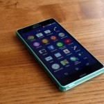 Sony Compact Phone