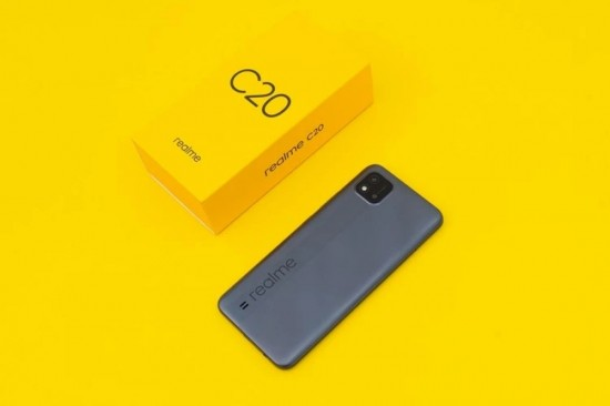Realme Has Launched Most Affordable Phone Realme C20