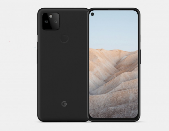 Google Pixel 5A Display