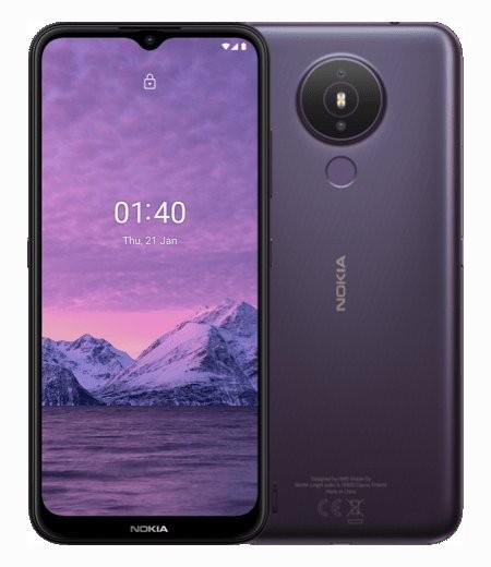 Nokia 1.4 Display and Design