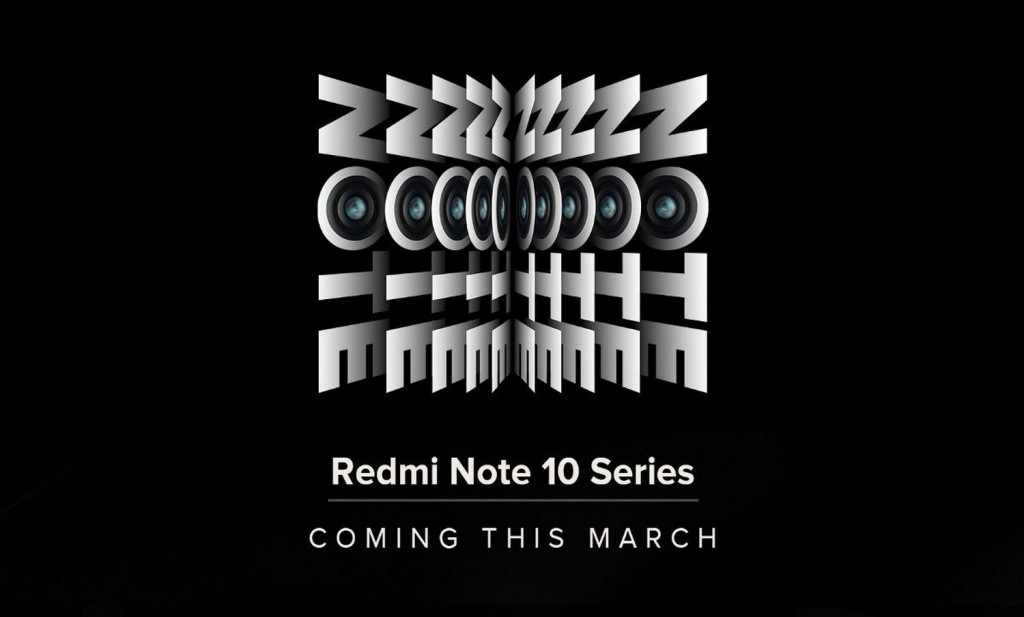 Redmi Note 10 Series Coming Soon