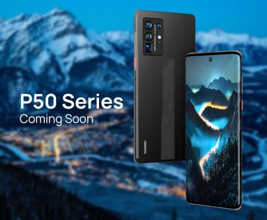 Huawei P 50 Series