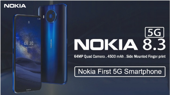 Nokia First 5G Phone