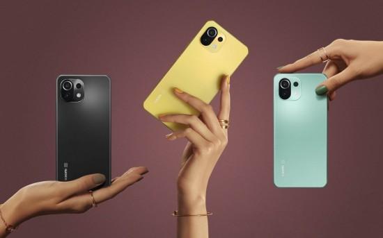 Xiaomi Mi 11 4G Lite