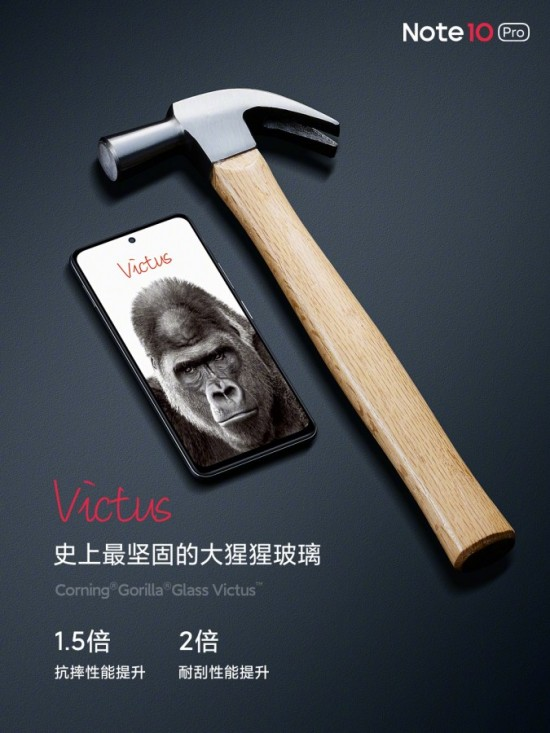 Redmi Note 10 Pro 5G Perfect Display