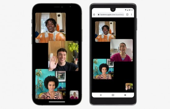 Apple Facetime for Android